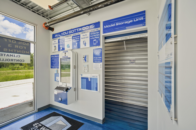 self storage kiosk