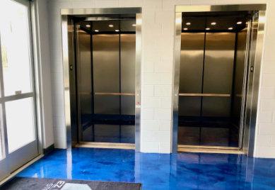 storage elevator