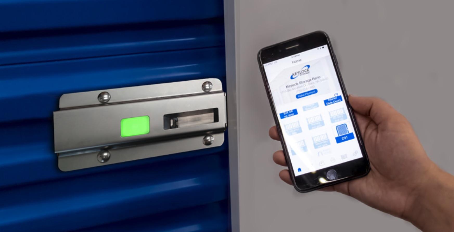 NoKey Keyless Entry App