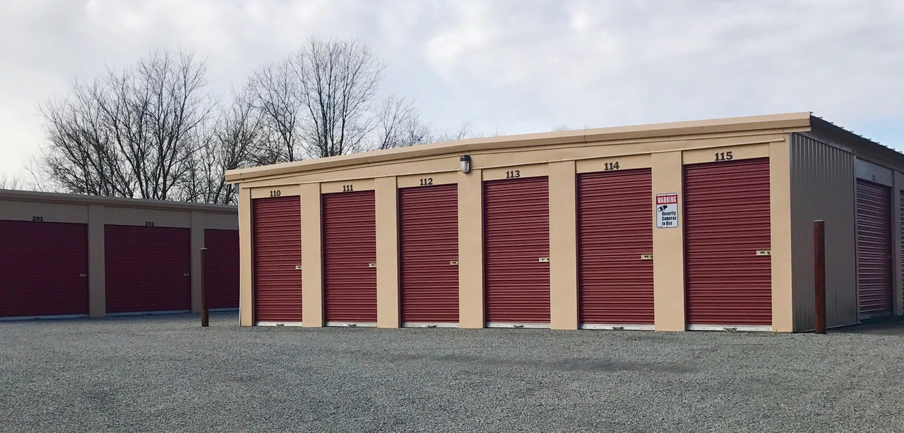 Drive-Up self storage units in Ohio and Pennsylvania