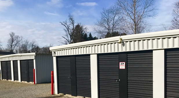 Self storage units at AmeriStorage - Meadville