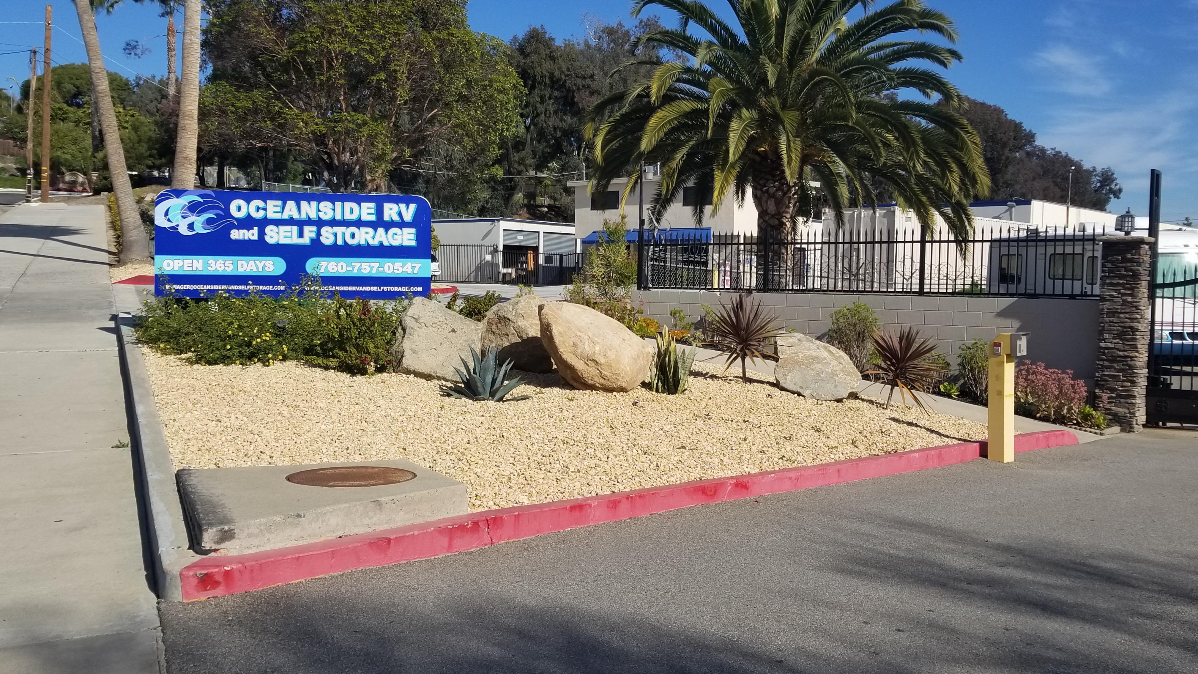 Self-Storage Office in Oceanside, CA 92054