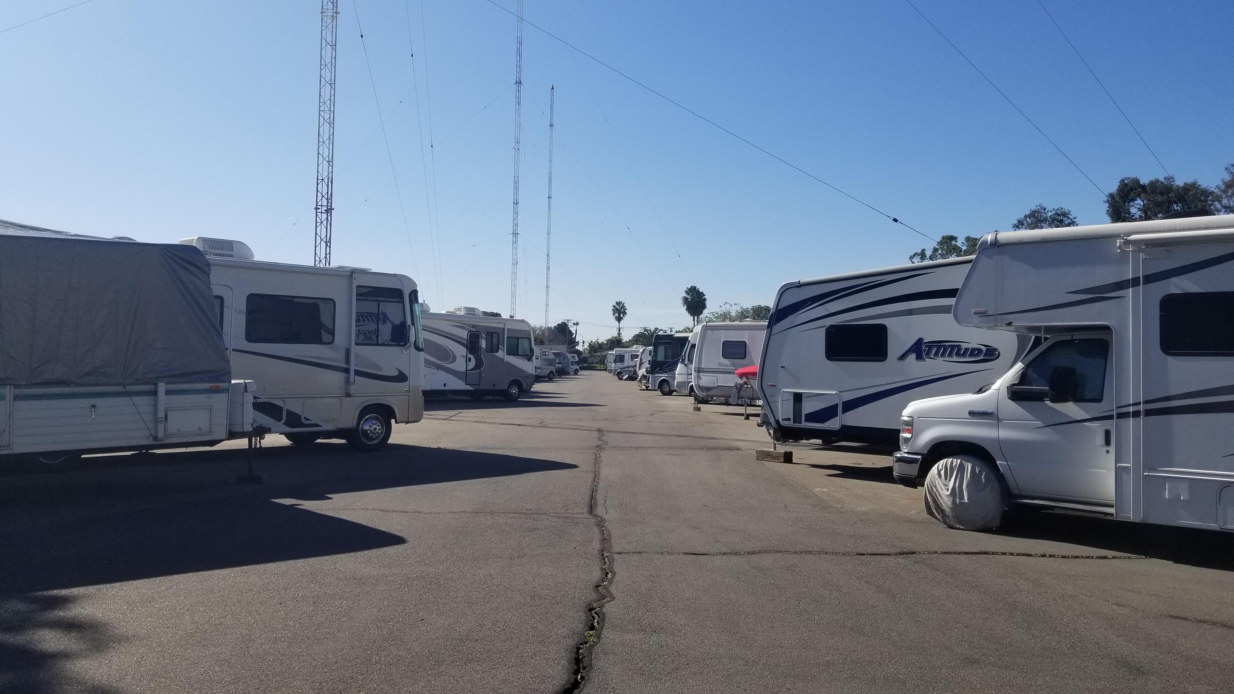 RVs in Oceanside, CA 92054