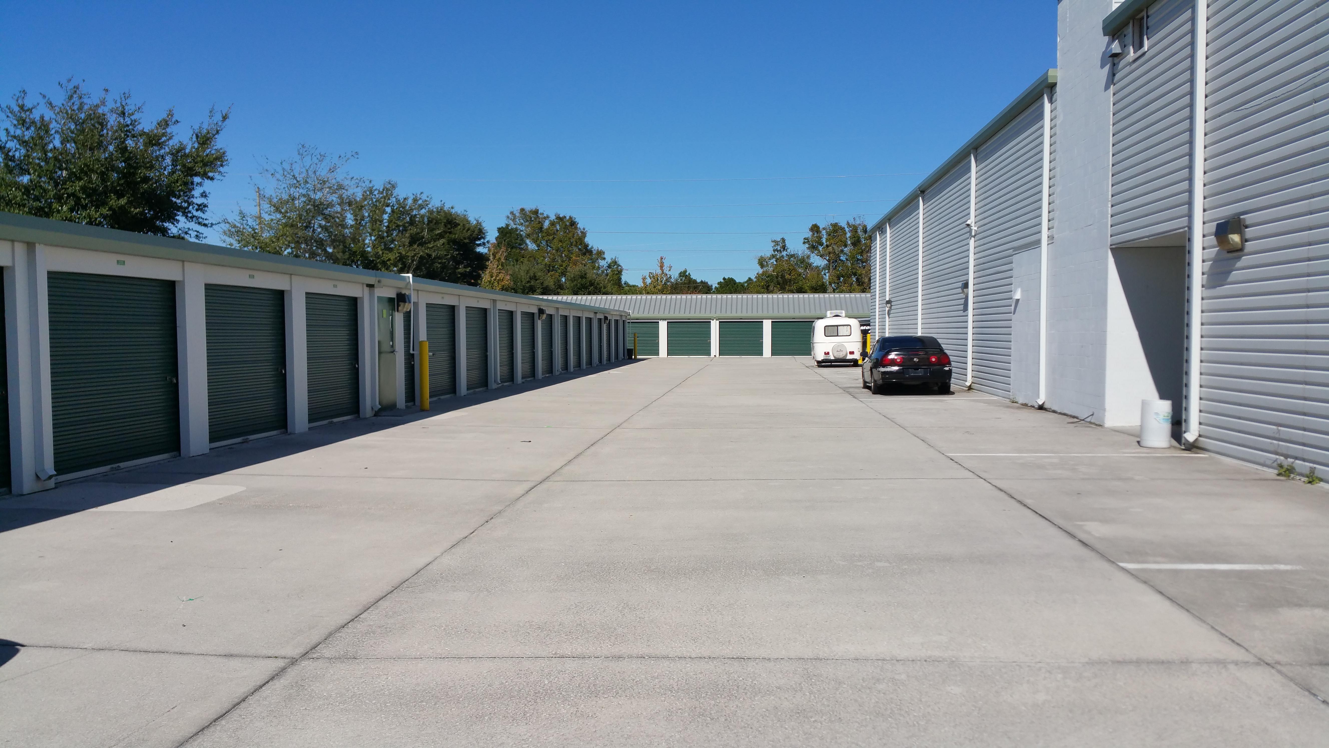 Drive Up Storage in Palm Bay, FL