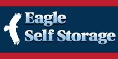 Eagle Self Storage logo
