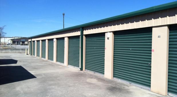 Drive-up Access at Eagle Self Storage