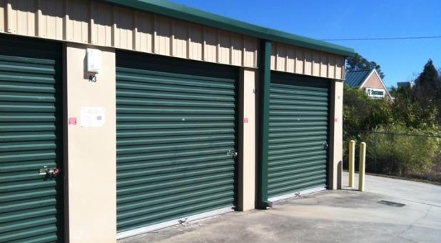 Eagle Self Storage Macon location