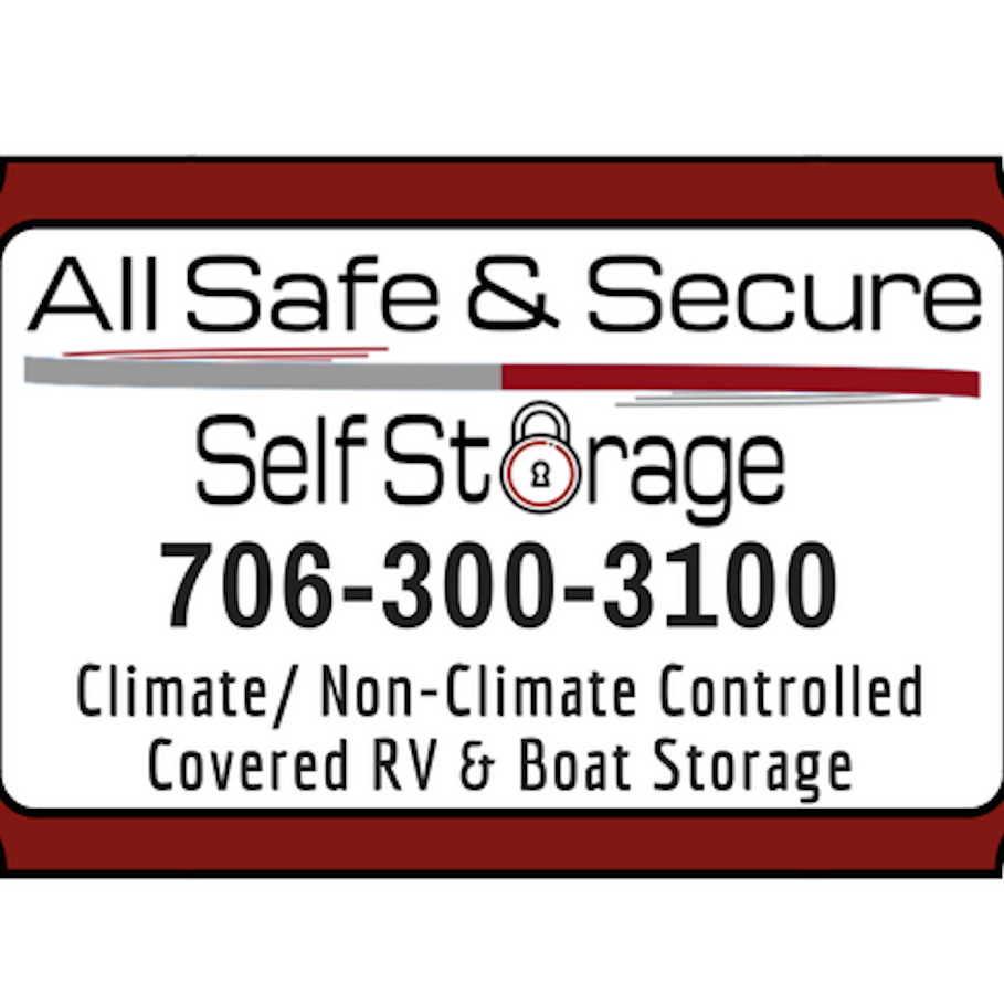 All Safe & Secure Self Storage