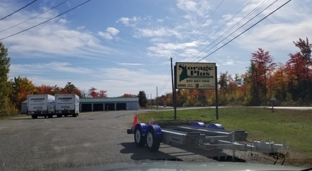 Self storage in Ellsworth, ME