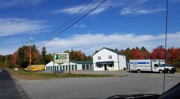 Clean well maintained self storage units in Ellsworth, ME