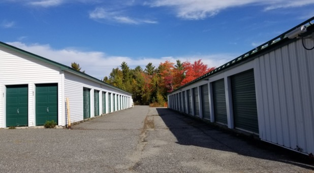 Drive up storage units in Ellsworth, ME