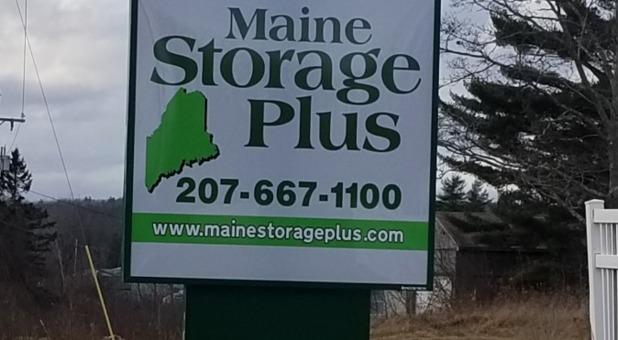 Self storage in Ellsworth, ME