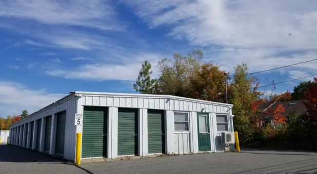 Variety of unit sizes to fit your needs in Ellsworth, ME