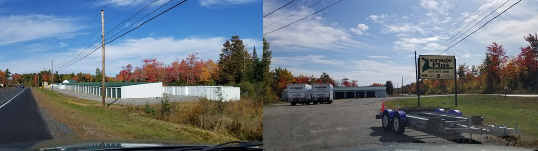 Convenient and easy self storage in Ellsworth, ME