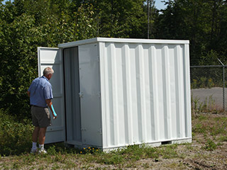 Portable storage units in Ellsworth, ME