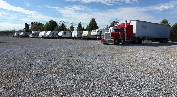 Elite Storage Center vehicle storage
