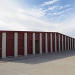 storage units with outside access