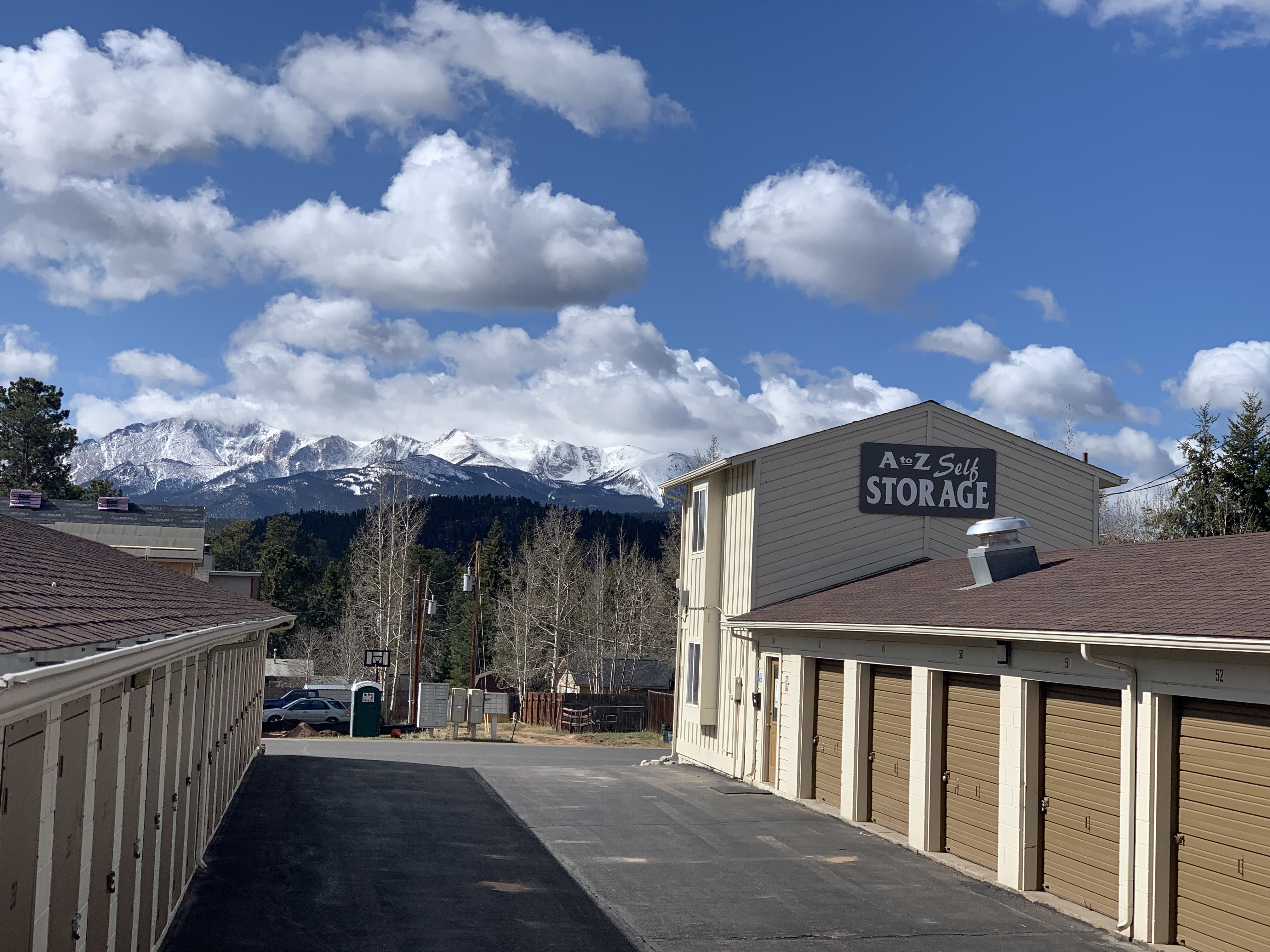 Self Storage in Woodland Park, CO