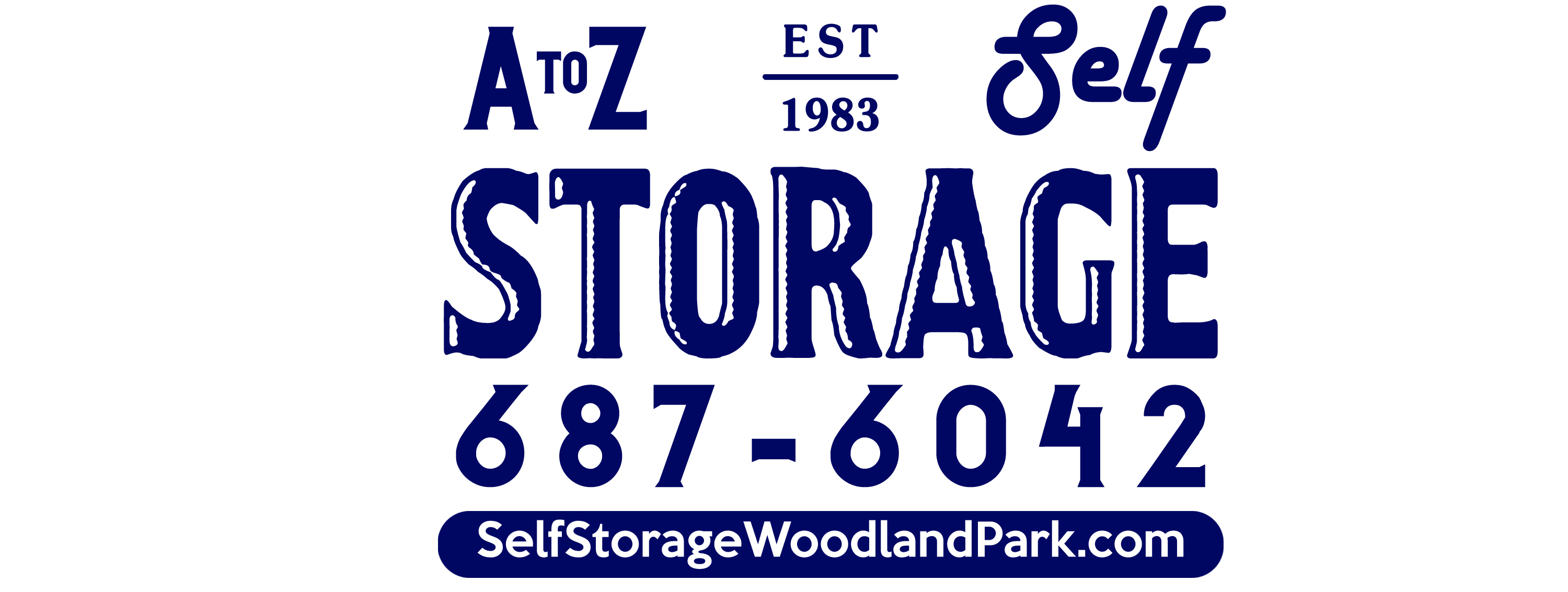 A-Z Storage Self-Storage Woodland Park