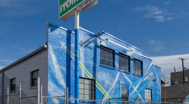 Downtown Denver Self Storage Office Front