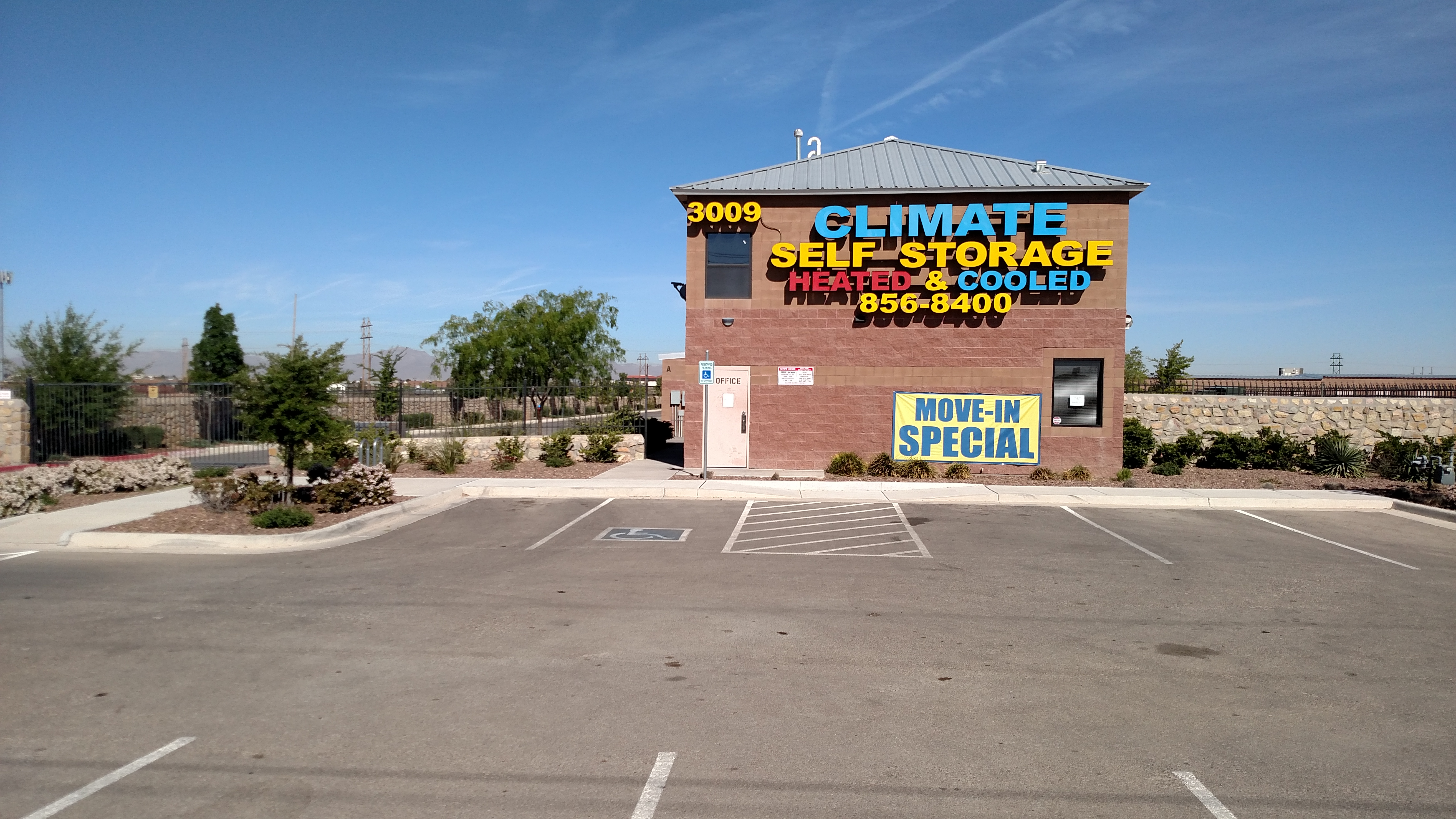 Climate Self Storage - Zaragoza