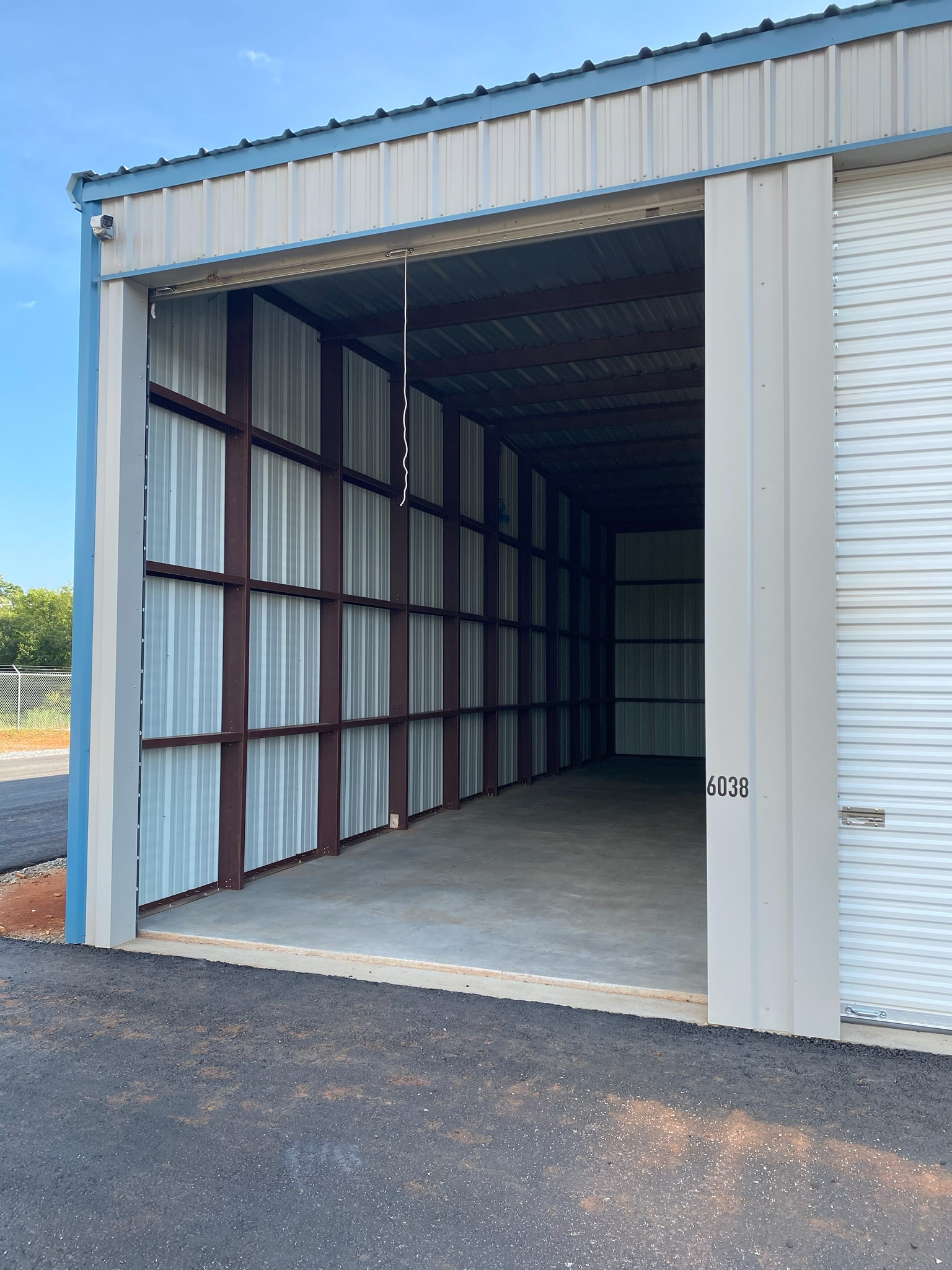 Super Sized Units 14x50 with 12 foot doors