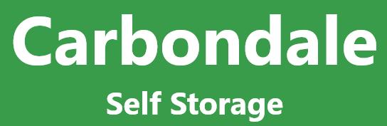 carbondale self storage logo