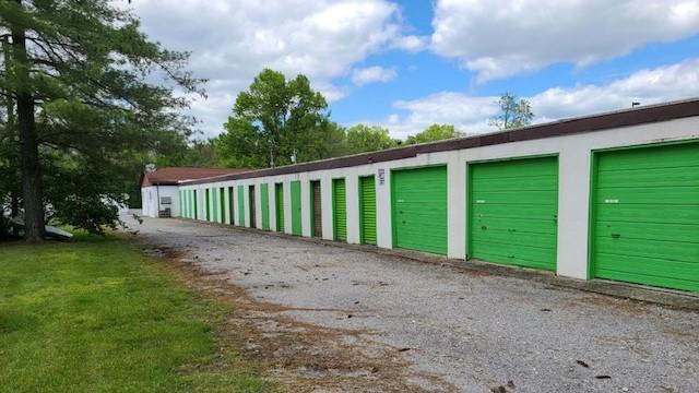 Storage units in Carbondale, IL