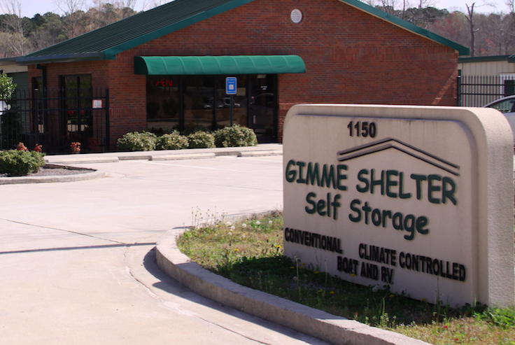 Gimmie Shelter Self Storage