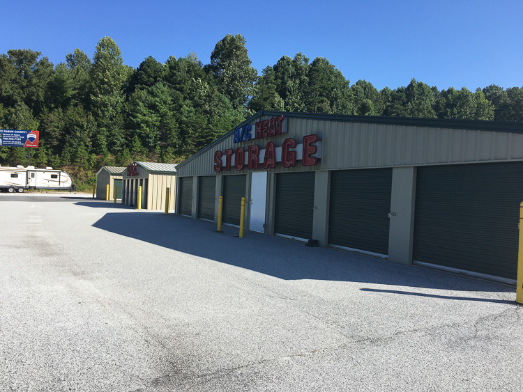 Haywood Secure Storage - Canton