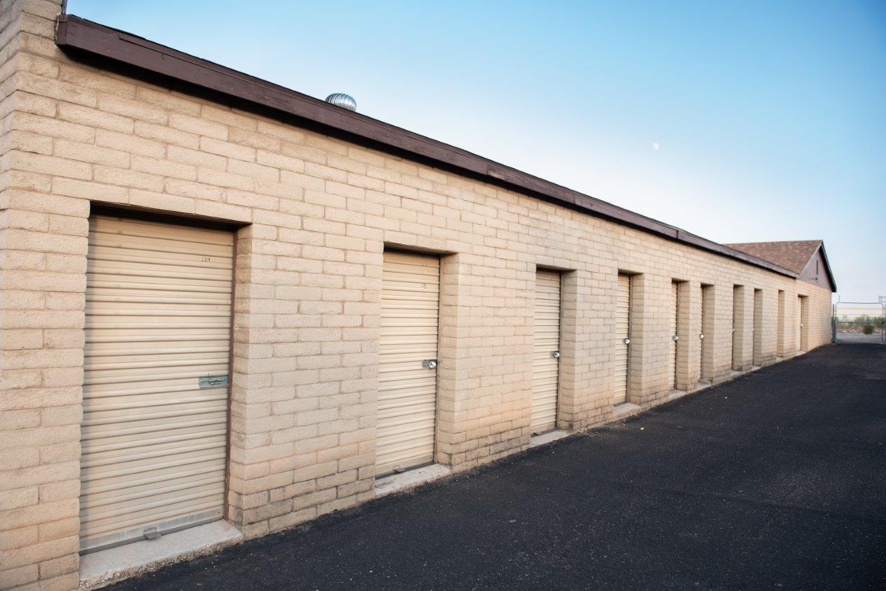 Self Storage Units in Jerome, AZ 86331
