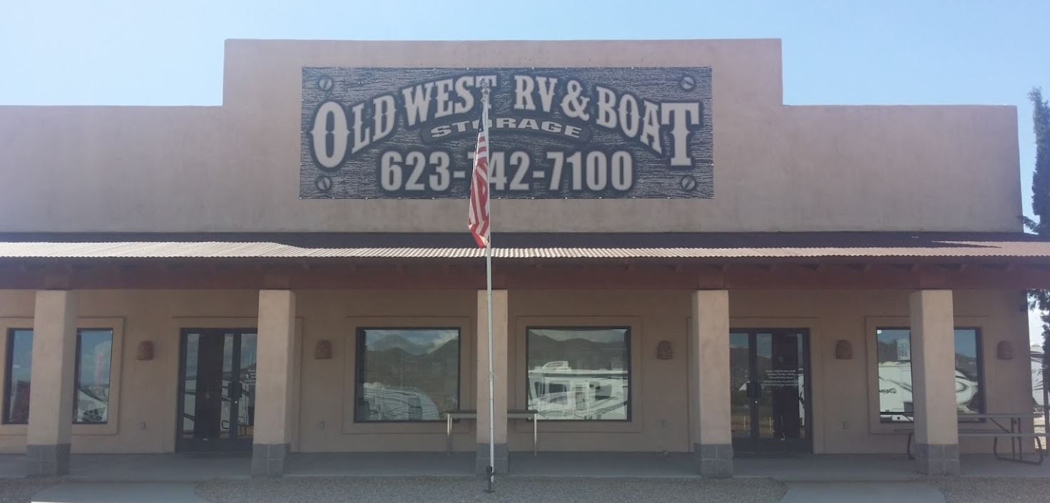 Old West RV & Boat Storage