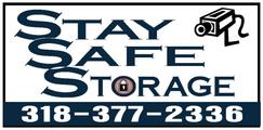 Stay Safe Storage logo