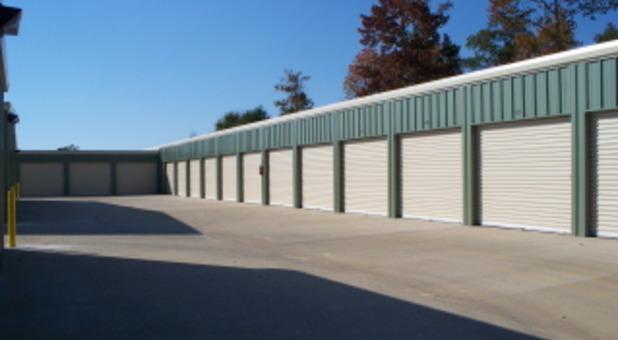 Stay Safe Storage building