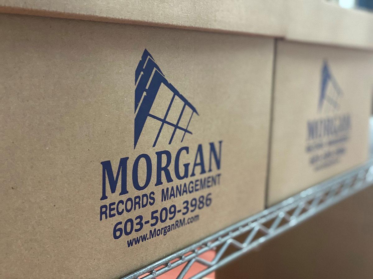 Morgan Storage Document Records Storage
