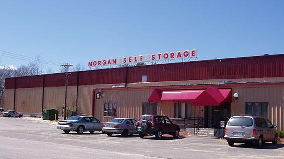Morgan Self Storage in Salem