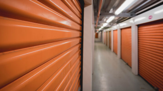 Self Storage in Salem, NH