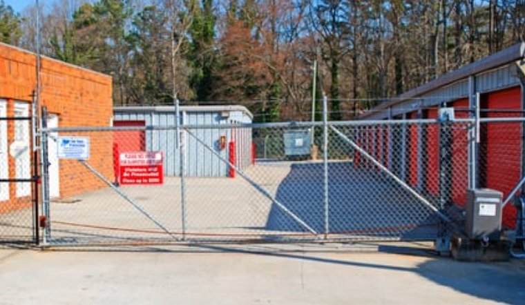 Fenced & Gated Storage Doraville, GA