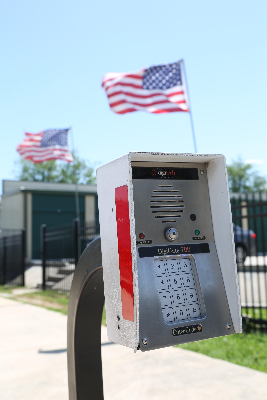 Secure storage units Fort Worth TX